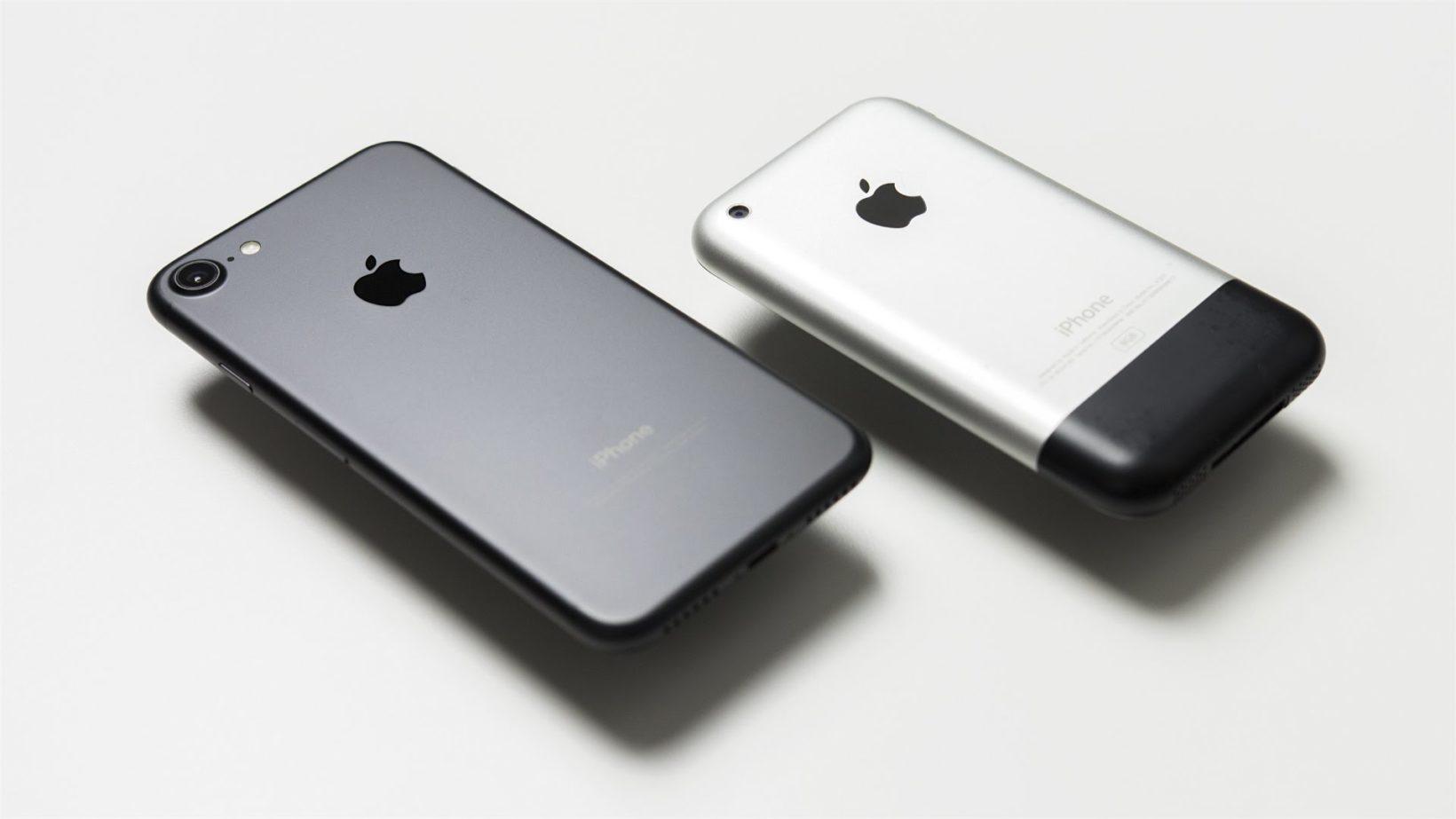 iphone dieci anni