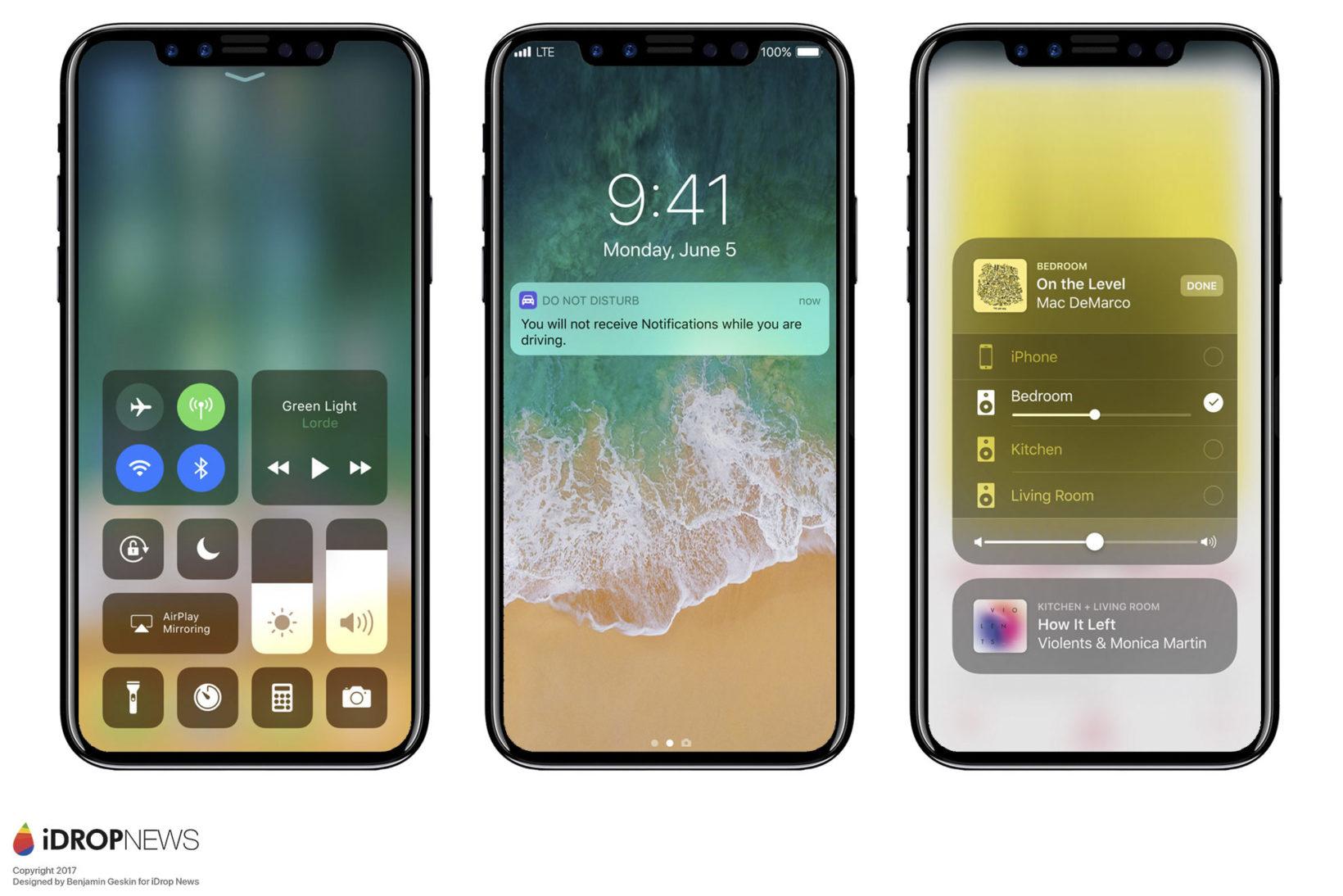 iphone 8 ios 11 1
