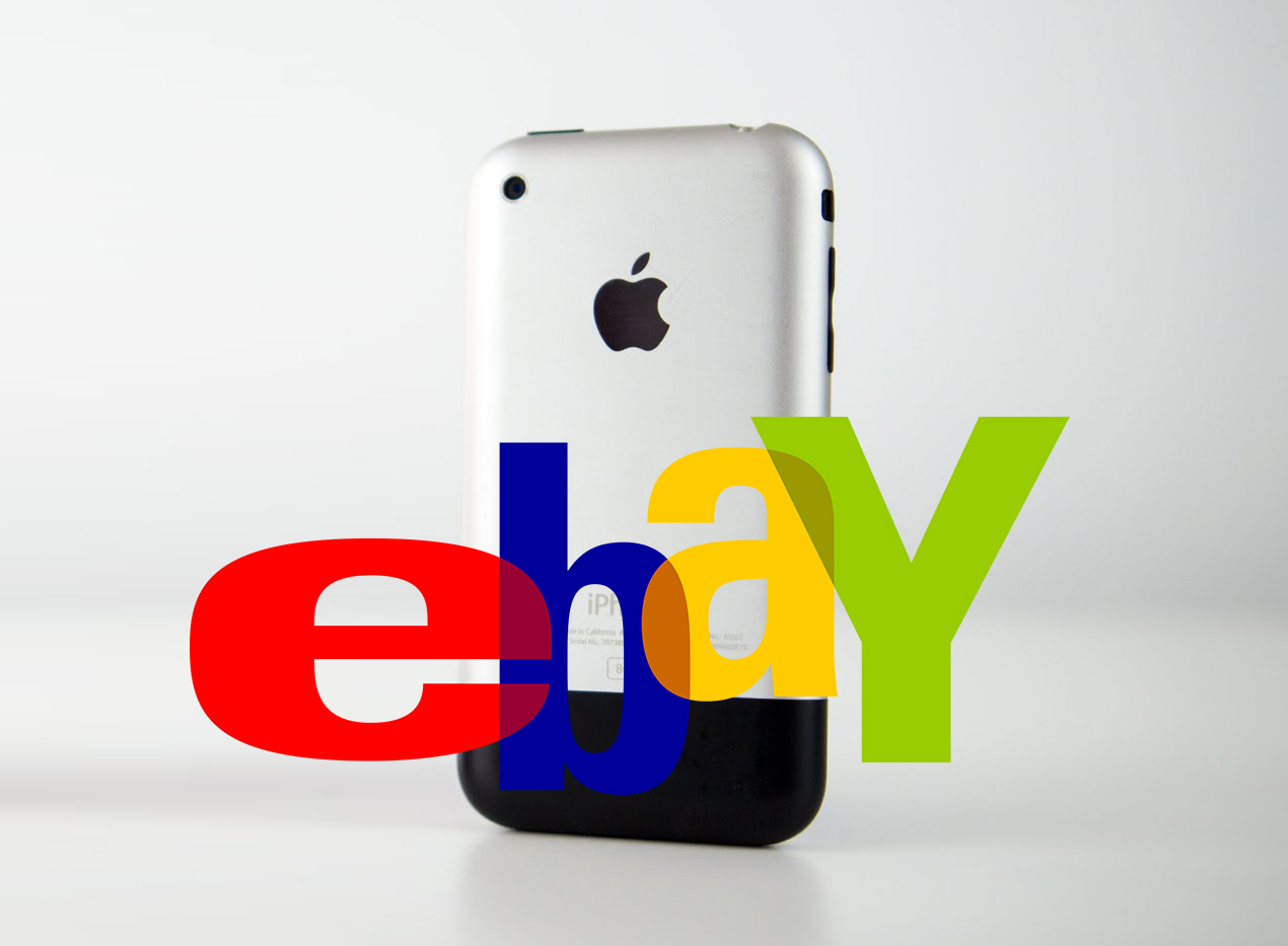 iphone infografica ebay