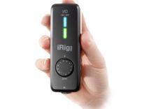 "Arriva in Italia iRig Pro I/O, lo ""studio tascabile"" multi-piattaforma"