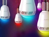 Ultimi giorni di sconto su lampada LED Bluetooth con altoparlante incorporato: 19,99 €