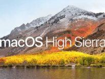 Apple svela macOS High Sierra: nuovo filesystem e novità per Safari, Mail e Foto