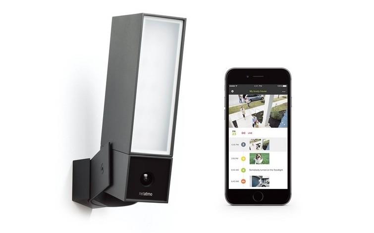 videocamere apple homekit - foto videocamere Netatmo