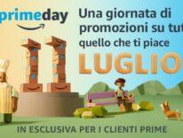 Prime Day, il più grande evento di shopping della storia di Amazon arriva il 10 luglio