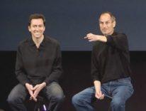 Forstall «iPhone è nato perché Steve Jobs odiava un dirigente Microsoft e i tablet con stilo»