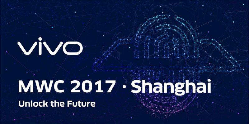 sensore impronte display VIVO MWC Shanghai