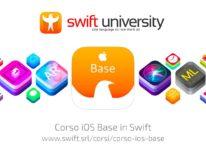 A Novembre si impara a programmare App per iPhone e iPad a Padova, Bologna, Milano e Roma grazie al corso di Swift University
