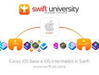 Swift University presenta i nuovi corsi iOS Base e iOS Intermedio aggiornati ad iOS 11