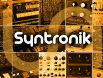 Syntronik, il virtual synth per Mac e PC di IK Multimedia