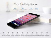 Vernee Thor E, con modalità e-ink ultra risparmio con coupon a 108,99 Euro