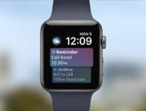 Apple Watch cambia faccia con watchOS 4: Siri interagisce coi quadranti