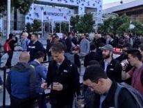 In fila per WWDC17: le foto da San Jose