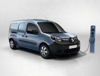 Kangoo Z.E.: anche in Italia il veicolo commerciale elettrico di Renault