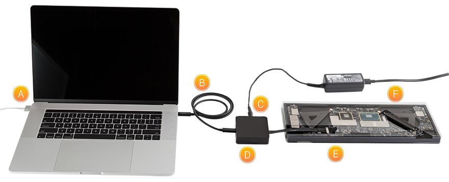 recuperare dati macbook pro