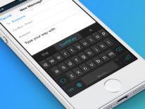 Importante aggiornamento SwiftKey con predizione emoji e temi per iOS
