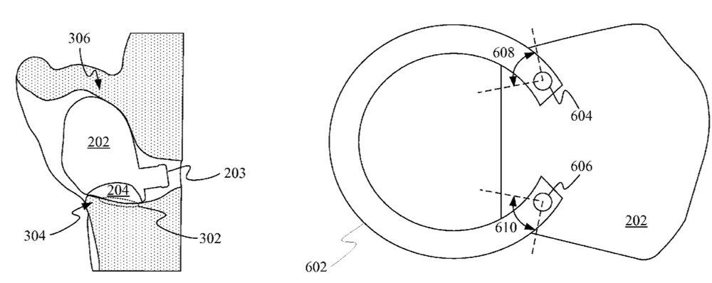 rilevamenti biometrici possibili nelle prossime versioni di Airpods