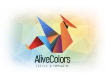 Tutto per il ritocco delle foto in AliveColors, nuovo software per Mac e PC