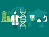 Latte più sicuro con sequenziamento genetico e il Big Data analytics