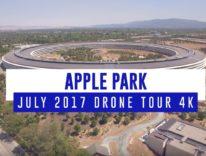 """Sopra Apple Park sta per arrivare la """"no fly zone"""": ultimo video"""