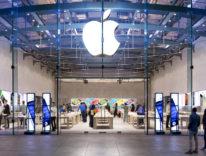 Gli Apple Store sono ancora i negozi al metro quadro più redditizi