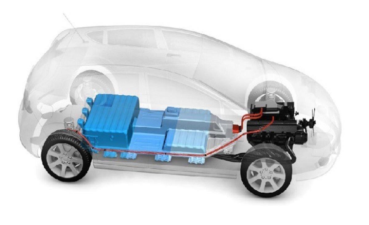 CATL batteria auto apple