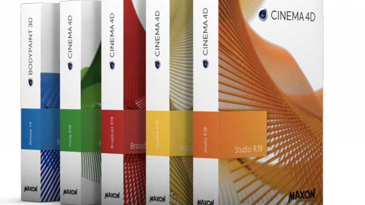 MAXON presenta Cinema 4D Release 19 - Macitynet it