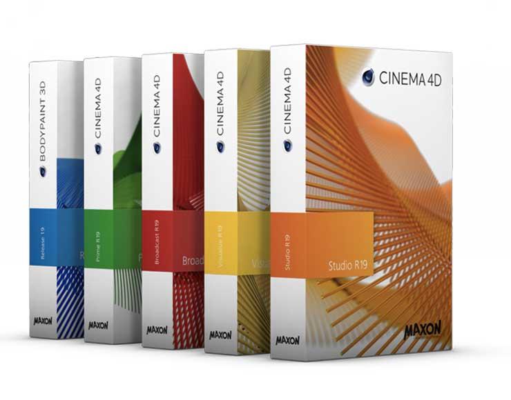 Cinema 4d 19