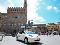 70 licenze per taxi elettrici a Firenze
