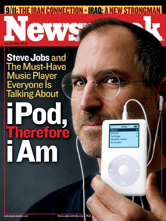 addio iPod