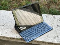 Recensione Logitech Slim Folio Bluetooth, tastiera di lusso per l'iPad più economico