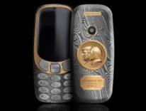 Nokia 3310 Trump-Putin edition: solo 2160 euro per il telefono commemorativo
