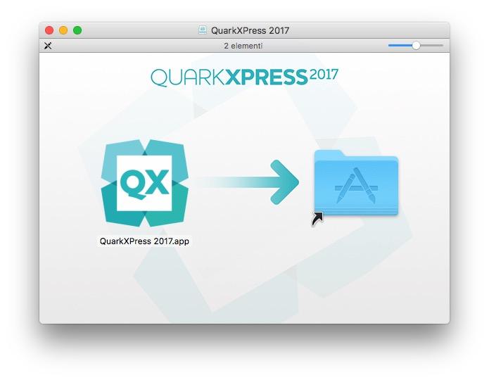 QuarkXPress 2017