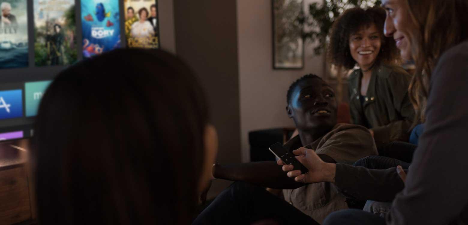 Telecomando Apple Remote