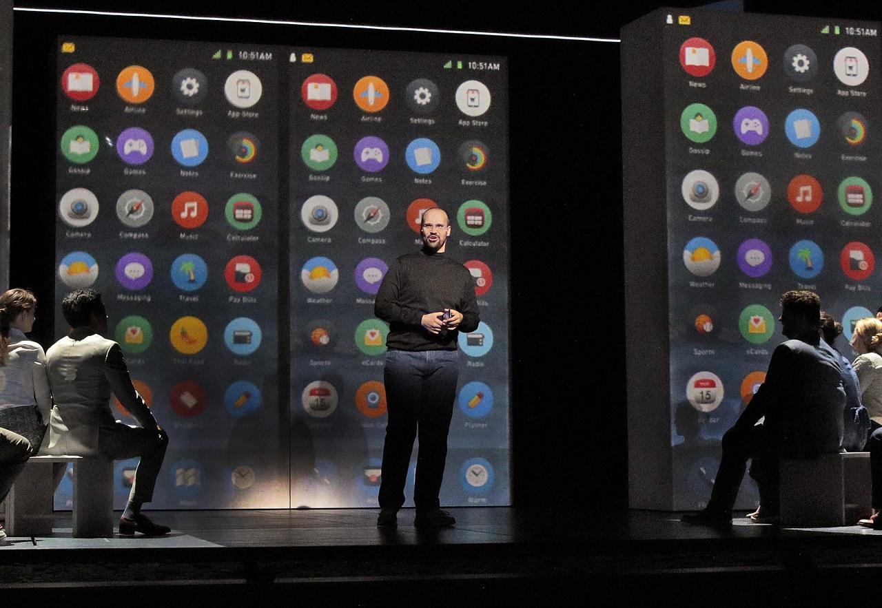 (R)evolution of Steve Jobs opera lirica
