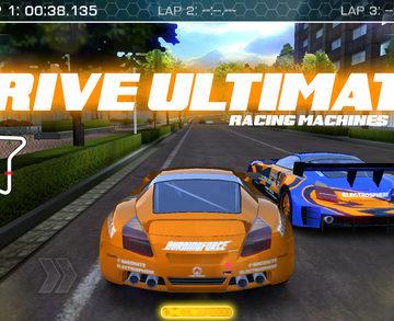 Ridge Racer Slipstream 1