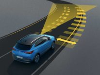 Opel Grandland X vigila sui colpi di sonno