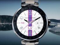 Louis Vuitton presenta uno smartwatch Android Wear da 2.450 dollari