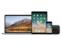 Seconda Beta Pubblica di macOS High Sierra, tvOS 11 e iOS 11