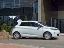Renault ZOE, l'elettrica è ora disponibile con allestimento Van
