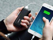 In sconto due batterie di emergenza tascabili: solo 12,99 euro ciascuna