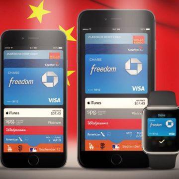 Apple Pay Cina promozione