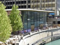 Apple Store Chicago si prepara per iPhone 8, le foto live dal cantiere
