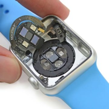 apple watch riparazione