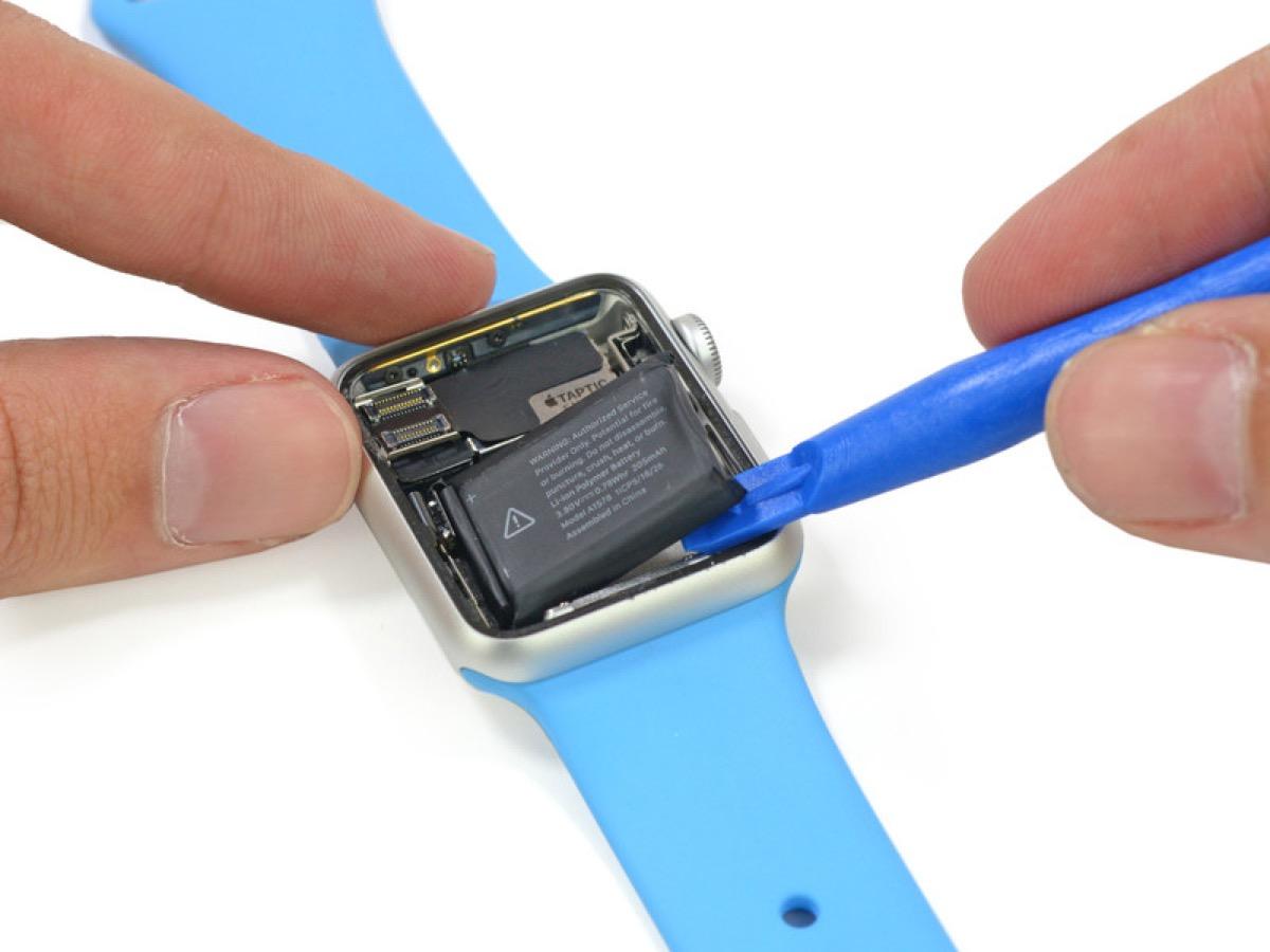 apple watch riparazione
