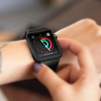 apple watch series 3 autunno