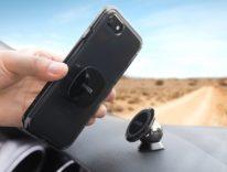 Solo oggi: supporto magnetico per smartphone con sfera in metallo in sconto a 11,99 euro