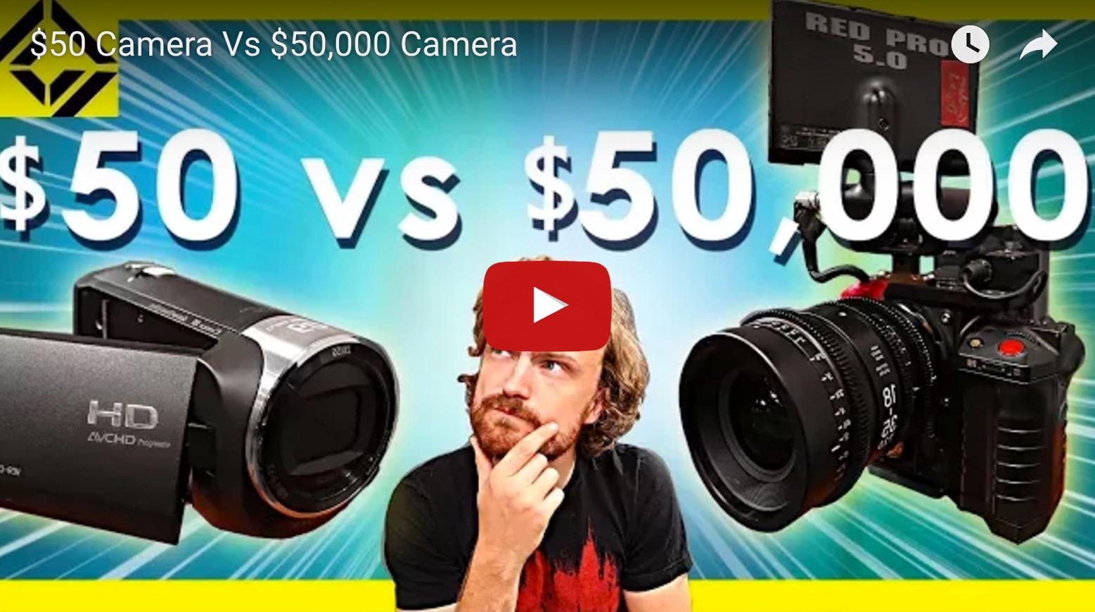 confronto videocamere