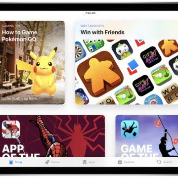 contenuti editoriali app store