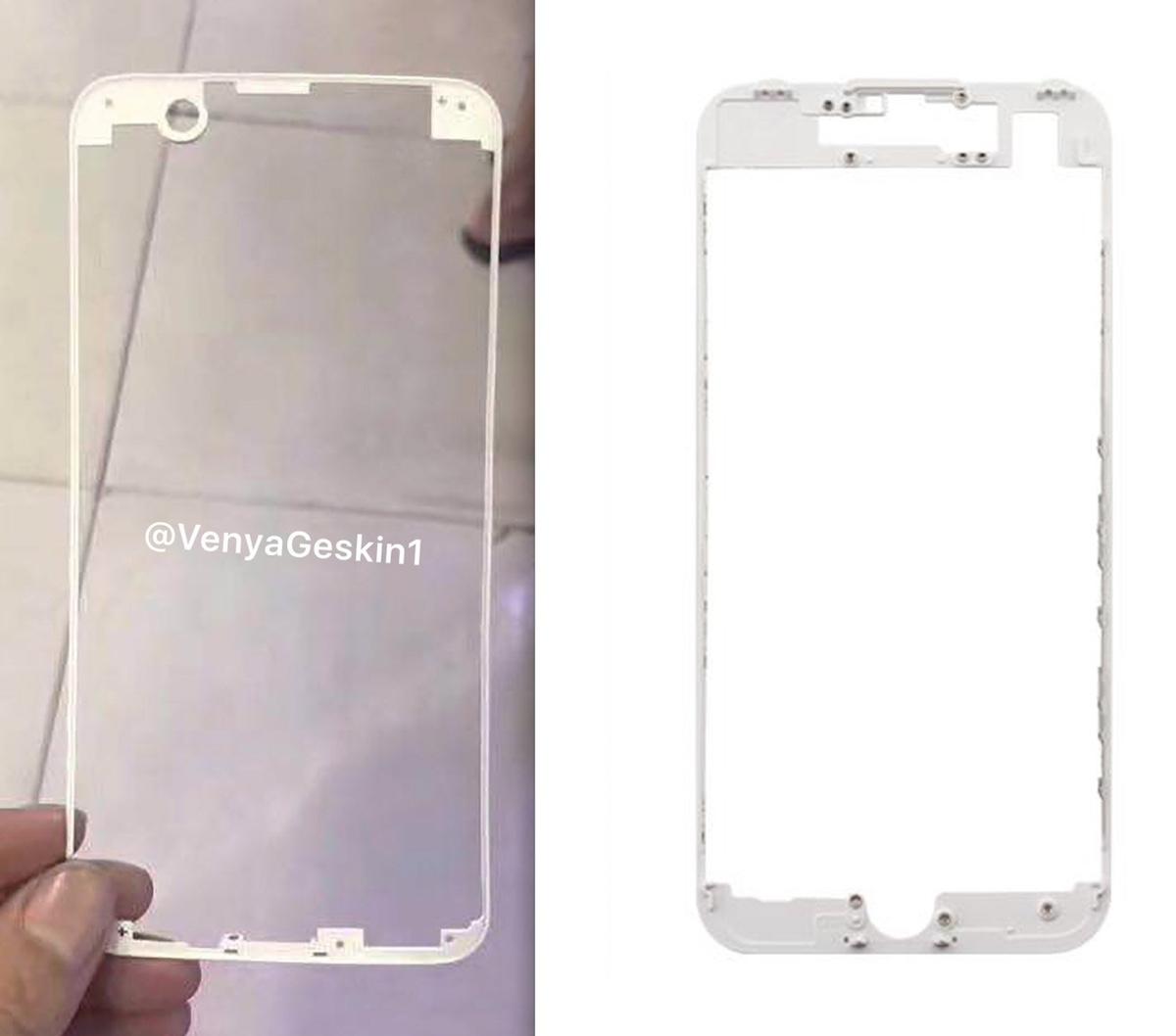 cornice display iPhone 8 iphone 7