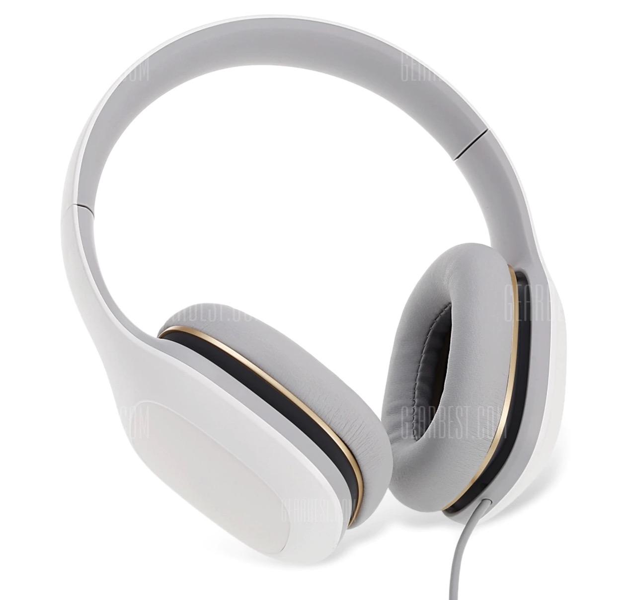 Cuffie sovraurali xiaomi con filo e controlli touch for Microfono esterno xiaomi yi